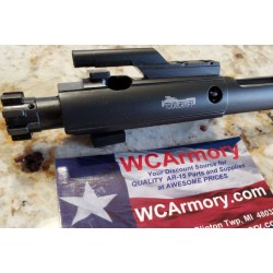 COMBO AERO PRECISION ASSEMBLED UPPER AND TOOLCRAFT LASER ENGRAVED DLC C158 BCG  All Products