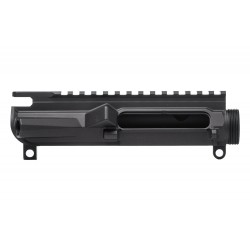 Aero AR15 M4E1 Threaded Stripped Upper Receiver - Anodized Black All Products