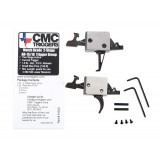 CMC 91502 TRIGGER AR-15 2-STAGE 1 LB / 3 LB SMALL PIN  CURVED All Products