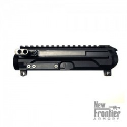 NEW FRONTIER PC-NRSC SIDE CHARGING AR-9 STRIPPED BILLET UPPER WITH LRBHO NON-RECIP All Products