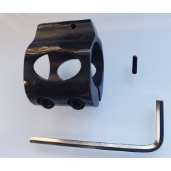 WCA CLAMP-ON LOW PROFILE GAS BLOCK .750 - BLACK All Products